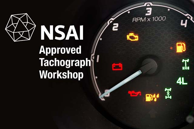 Approved Tachograph Workshop