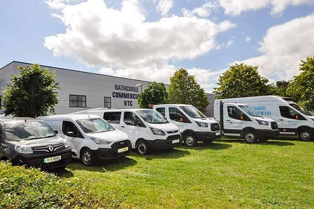 Commercial Vehicle Rentals